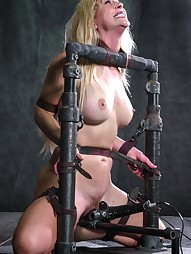 Cherie turned into blowjob device, pic #15
