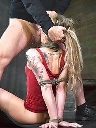 Dahlia Sky destroyed by dick, pic #9