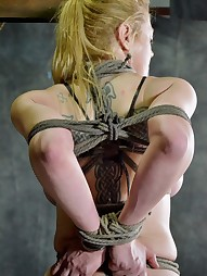Rough Bondage Sex Show, pic #9