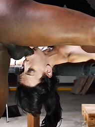 Elise Graves Takes On 10 Inches, pic #12