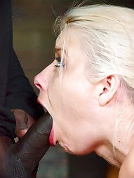 Anikka Gets Her Throat Worked Over, pic #8