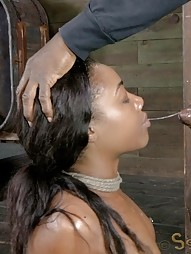Chanell Heart Gets Tag Teamed, pic #9