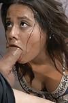 Fresh faced latina gets railed, pic #12