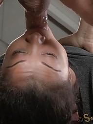 Yasmine Gets Throat Trained, pic #9