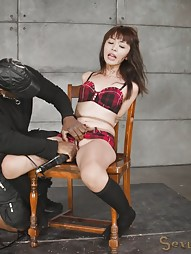 Marica Hase Takes On A Cock, pic #2