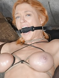 Beautiful MILF Gets 3 Hole Training, pic #15
