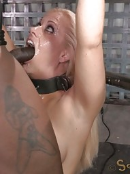 Shackled to a sybian, pic #15